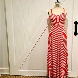 ➳ LILKA Meter Striped Maxi Dress